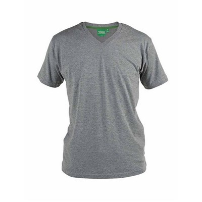 Duke Mens D555 Kingsize Signature-1 Cotton T-Shirt