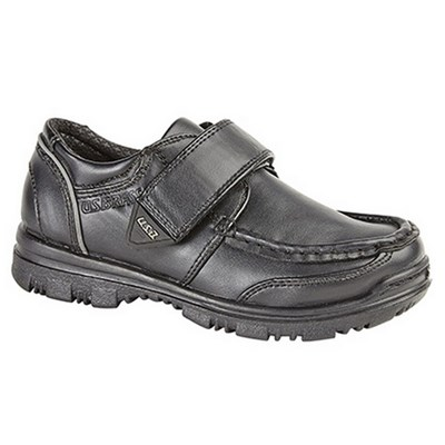 US Brass Boys Mark / Marvin Touch Fastening Boat Shoes