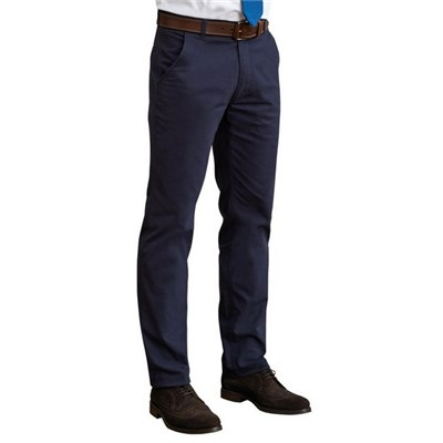 Brook Taverner Mens Miami Slim Fit Chino Trousers