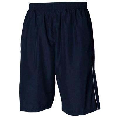 Tombo Teamsport Mens Teamwear All Purpose Longline Lined Sports Short