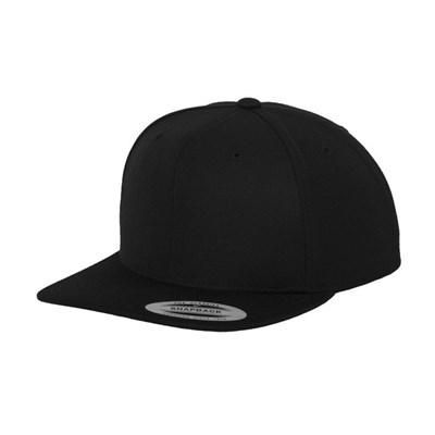 Yupoong Mens The Classic Premium Snapback Cap (Pack of 2)