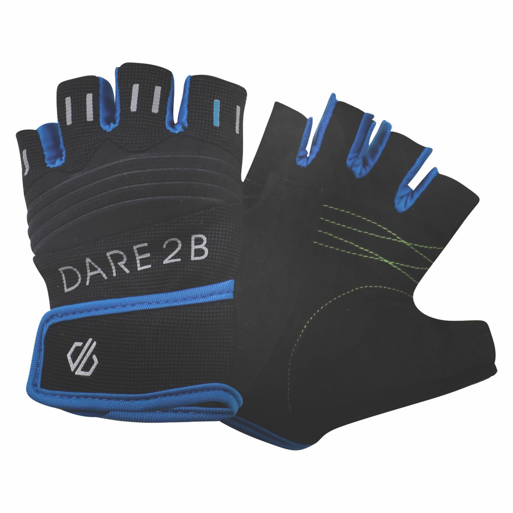 Dare 2B Kids Suasive Fingerless Cycling Mitts/Guide