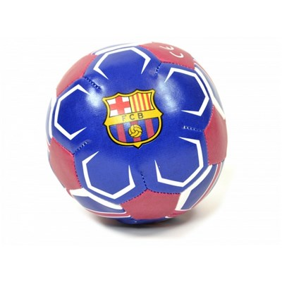 FC Barcelona Official Mini 4 Inch Soft Football