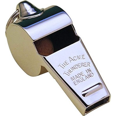 Acme Thunderer 60.5 Sports Whistle