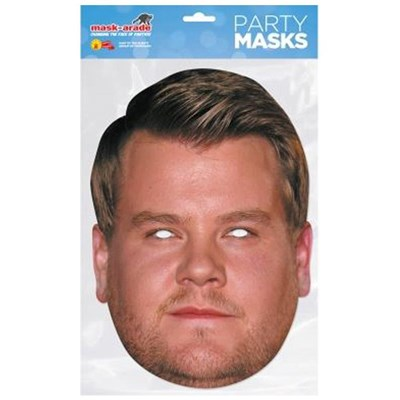 Mask Arade James Corden Mask
