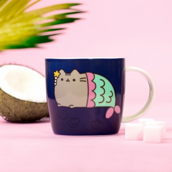 Pusheen - Colour Changing Mug No Size No Colour