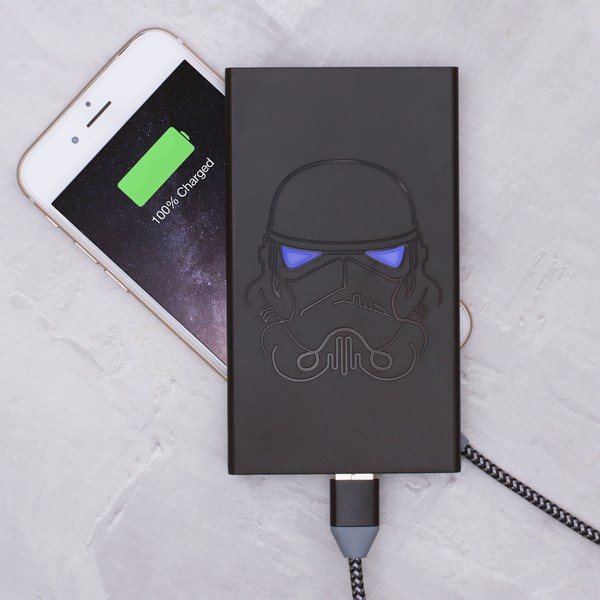 Original Stormtrooper - Powerbank No Size No Colour