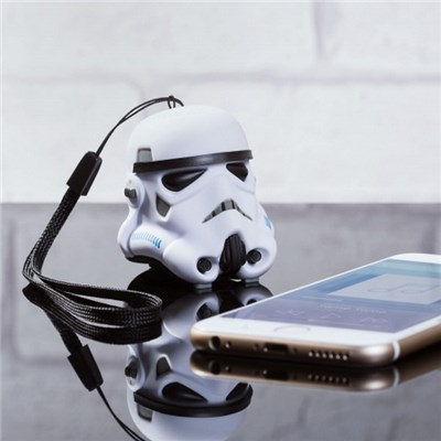 Original Stormtrooper  Mini Bluetooth Speaker - 2 Pack