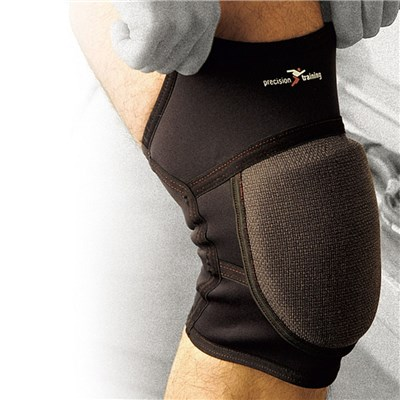 Precision Neoprene Padded Knee Brace