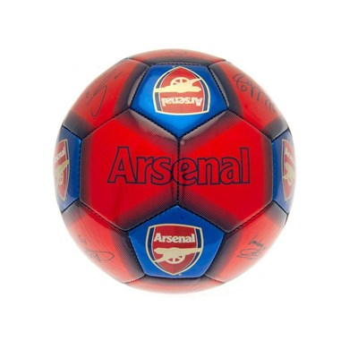 Arsenal FC Signed Ball