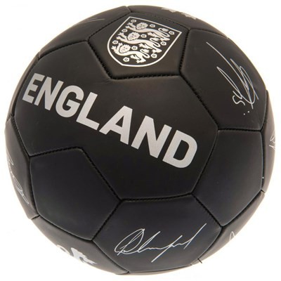 England FA Football Signature