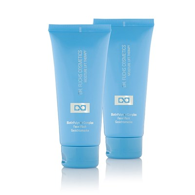 Moisture Lift Therapy BiotinPolymer Complex Face Mask Duo (100ml)