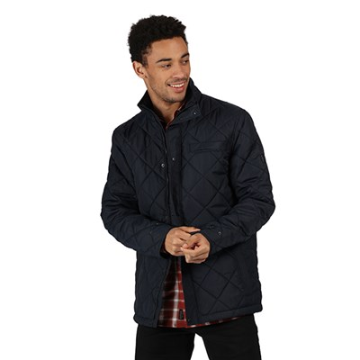 Regatta Mens Locke Quilted Jacket