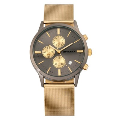 Breed Gent's Espinosa Watch with Milanese Bracelet