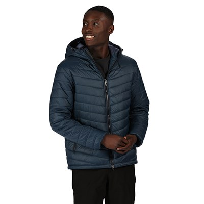 Regatta Mens Volter Loft Battery Heated Baffle Jacket