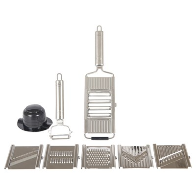 Nova Complete Slicer and Peeler Set - Peel, Slice and Dice