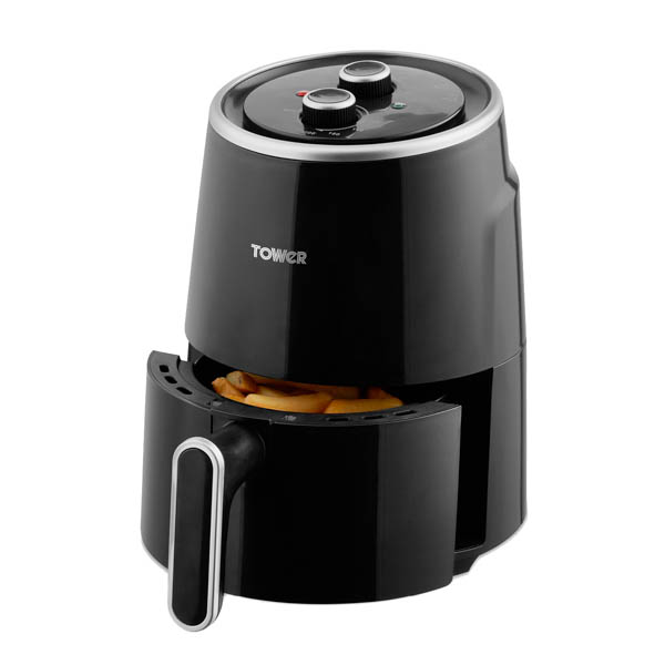 Tower 1.8L Compact Manual Air fryer No Colour