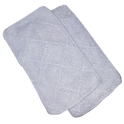 Microfibre Cloths for the Optimus OP800 Steam Mop - Pack of 2