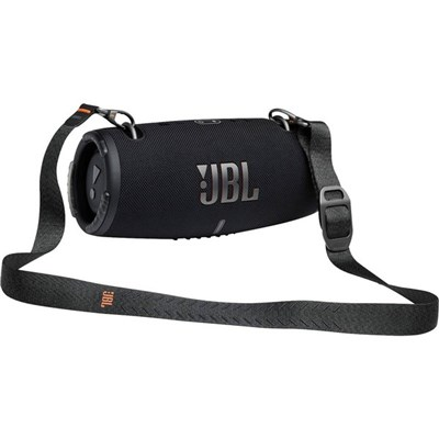 JBL Xtreme 3 BLKUK - 100W, Waterproof, Portable Xtreme Sound Stereo Bluetooth Speaker with Integrated Powerbank