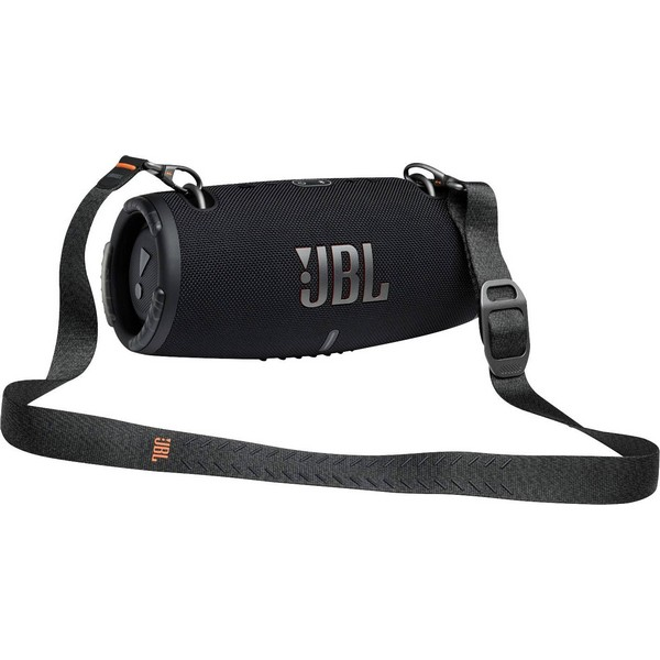 JBL Xtreme 3 BLKUK - 100W, Waterproof, Portable Xtreme Sound Stereo Bluetooth Speaker with Integrated Powerbank No Size Black