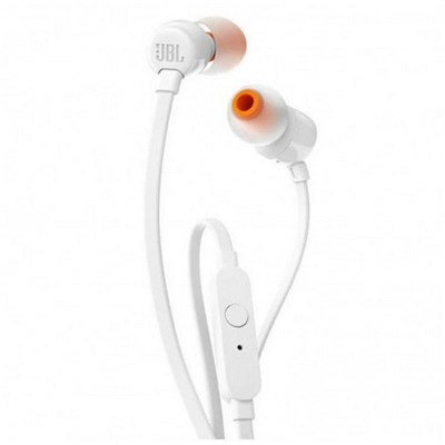 JBL T110 Wired In-Ear Headphones with JBL Pure Bass Sound