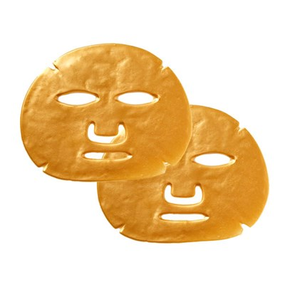 LAB Gold Collagen Plasma Face Mask Twinpack