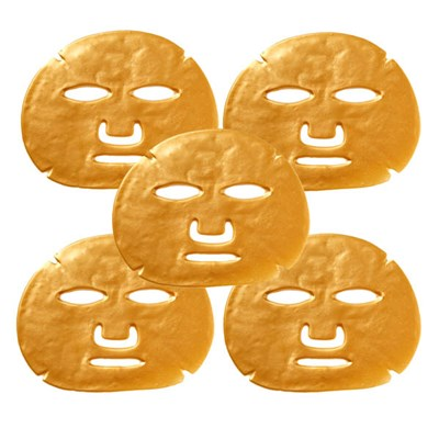 LAB Gold Collagen Plasma Face Mask 5 Pack