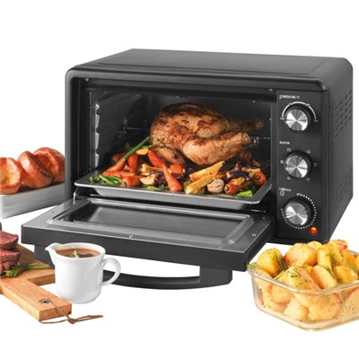 Salter Toaster Oven with Rotisserie 25L