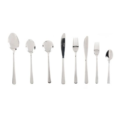 Russell Hobbs RH00360 Madrid 44 Piece SS Cutlery Set