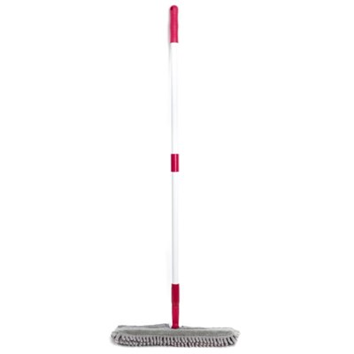 Kleeneze KL026750UFEU7 2-in-1 Flexi Mop with Extendable Neck