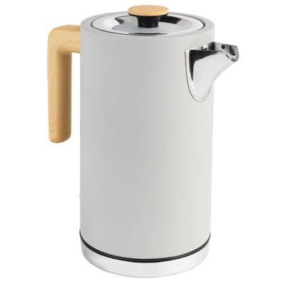 Salter EK3564GRY Skandi 3 kW and 1.7 litre Jug Kettle, Grey