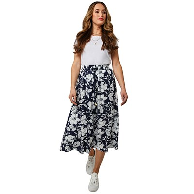 Joe Browns Floral Skirt