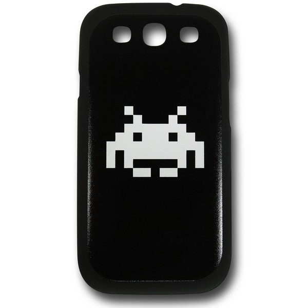Space Invaders Samsung Galaxy S3 Thinshield Case No Size Black