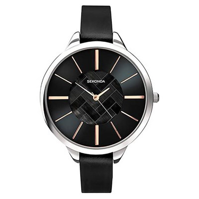 Sekonda Ladies Edition Fashion Watch with Pu Strap
