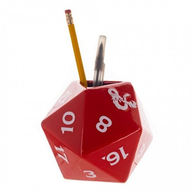 Dungeons  and  Dragons Ceramic Dice Pen Cup