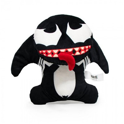 Marvel Kawaii Venom Standing Pose Plush Squeaky Dog Toy