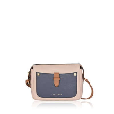 Lakeland Leather Fairfield Cross Body Bag