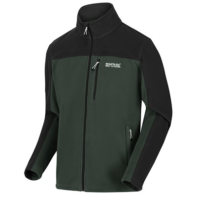 Regatta Mens Fellard Zip Through Fleece