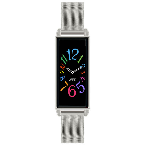 Reflex Active Series 2 Smart Watch with Milanese Bracelet Silver