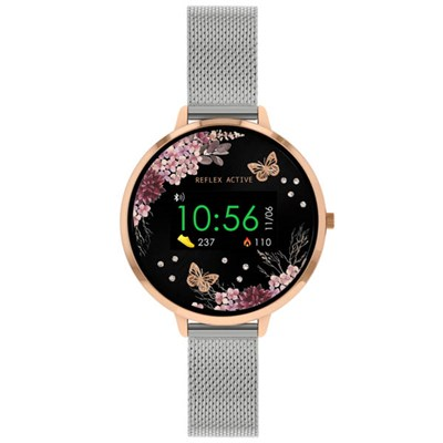 Reflex Active Ladies Series 3 Smart Watch with Milanese Bracelet