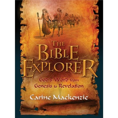 Bible Explorer by Carine MacKenzie