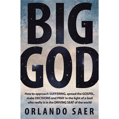 Big God by Orlando Saer