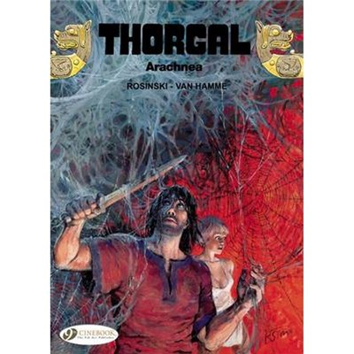 Thorgal Vol. 16: Arachnea by Jean van Hamme