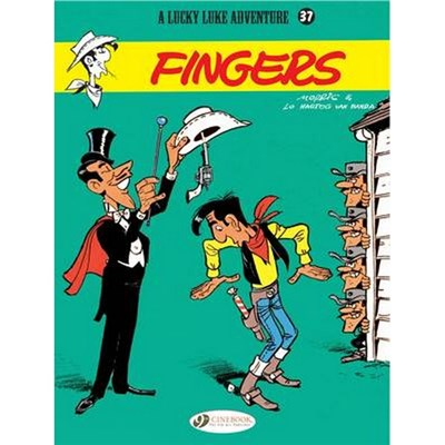 Lucky Luke 37 - Fingers by Lo Hartog Van Banda