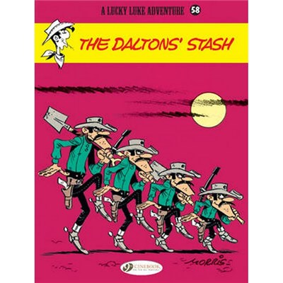 Lucky Luke 58 - The Dalton's Stash by Morris