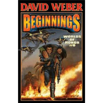 Worlds of Honor 6: Beginnings (Signed Limited Edition) by David Weber|Timothy Zahn|Jane Lindskold
