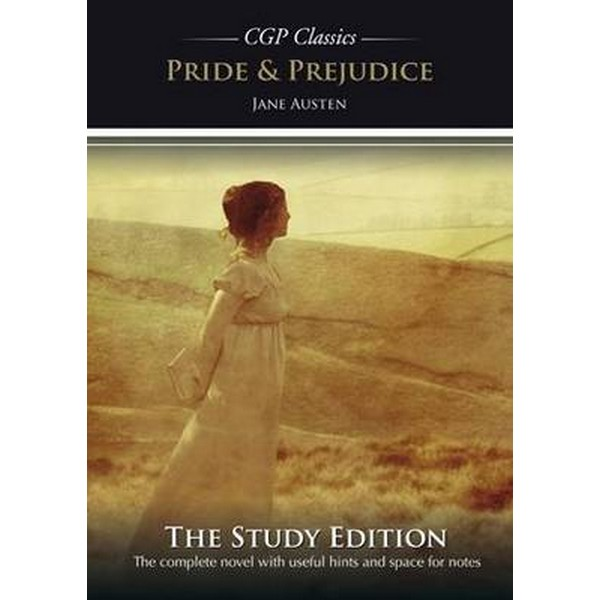 Pride and Prejudice by Jane Austen Study Edition by Jane Austen No Size No Colour