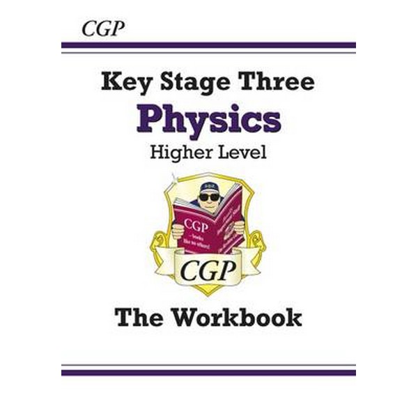KS3 Physics Workbook - Higher by CGP Books|Gannon No Size No Colour