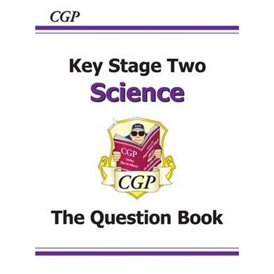 KS2 Science Question Book by CGP Books