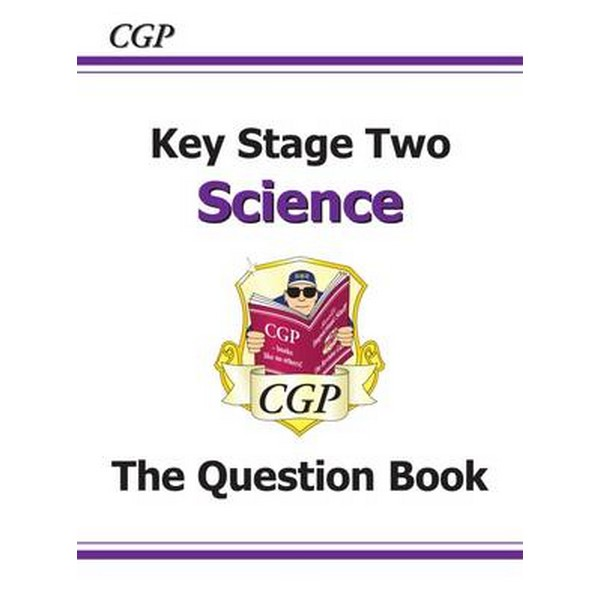 KS2 Science Question Book by CGP Books No Size No Colour